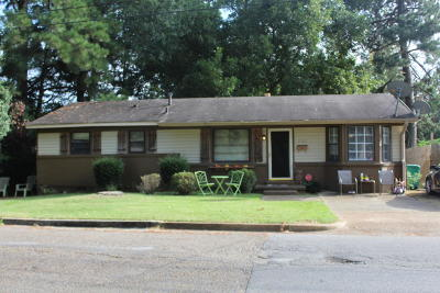 Tupelo MS Single Family Home For Sale: $56,000