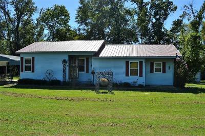 Pontotoc Single Family Home For Sale: 277-299 Danny Witt Ln.