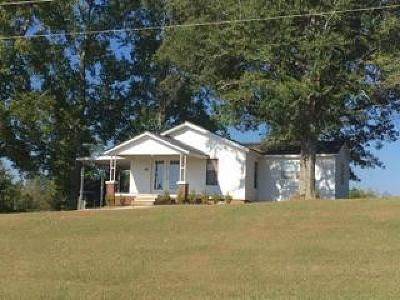 Pontotoc Single Family Home For Sale: 2149 Hwy 345