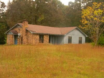 Marshall County, Benton County, Tippah County, Alcorn County, Prentiss County, Tishomingo County Single Family Home For Sale: 29 County Road 515