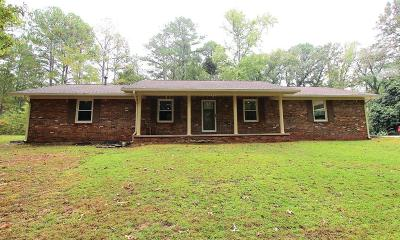 Single Family Home For Sale: 505 W Sheffield Road