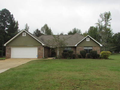 Pontotoc Single Family Home For Sale: 80 Hardin County Road .