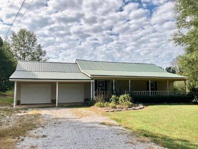Marshall County, Benton County, Tippah County, Alcorn County, Prentiss County, Tishomingo County Single Family Home For Sale: 3497 Old Highway 78