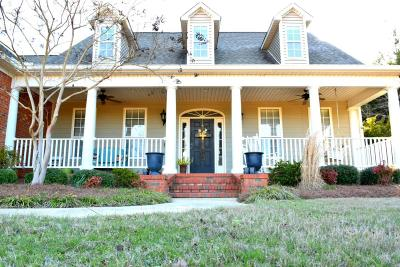 Tupelo MS Single Family Home For Sale: $369,900