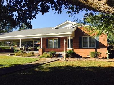 Pontotoc Single Family Home For Sale: 6950 Hwy 346