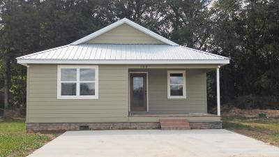 Tupelo MS Single Family Home For Sale: $93,000