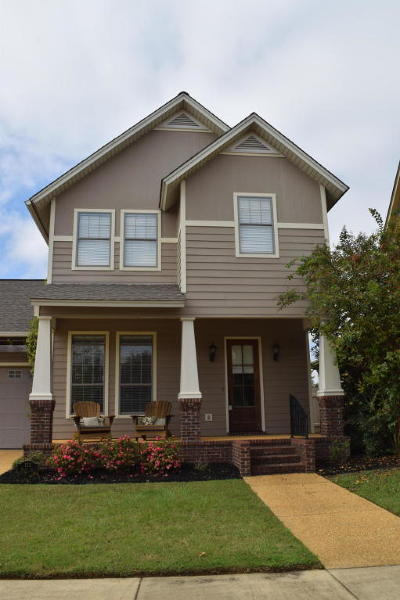 Tupelo MS Single Family Home For Sale: $279,500