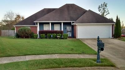 Tupelo MS Single Family Home For Sale: $175,000