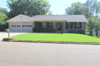 Tupelo MS Single Family Home For Sale: $155,000