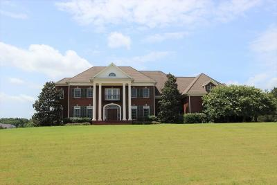 Lee County Single Family Home For Sale: 1440 Hickory Wood Dr.