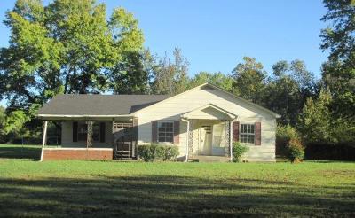 Marshall County, Benton County, Tippah County, Alcorn County, Prentiss County, Tishomingo County Single Family Home For Sale: 641 Ms-4