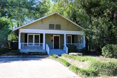 Tupelo MS Single Family Home For Sale: $130,000