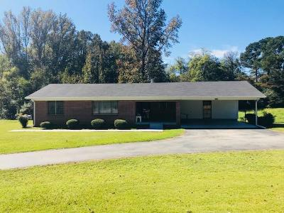 Pontotoc Single Family Home For Sale: 10274 S Hwy 41