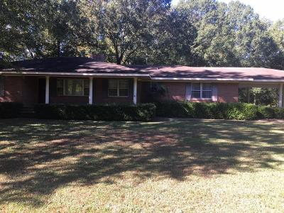 Tupelo MS Single Family Home For Sale: $140,000