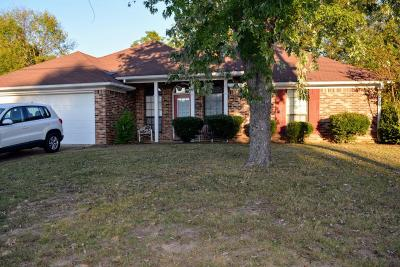 Tupelo MS Single Family Home For Sale: $129,000