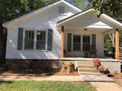 Tupelo MS Single Family Home For Sale: $92,900