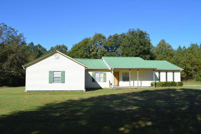 Pontotoc Single Family Home For Sale: 4831 Friendship Road