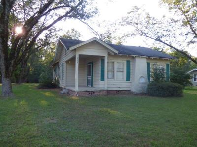 Lee County Single Family Home For Sale: 205 Old Planters Road