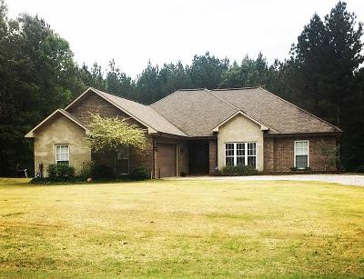 Single Family Home For Sale: 581 County Road 1498