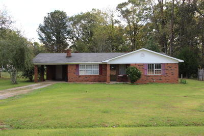 Single Family Home For Sale: 3144 Clay Tilden Road