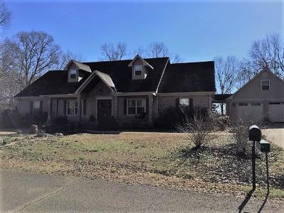 Tupelo Single Family Home For Sale: 201 North Lane Dr.