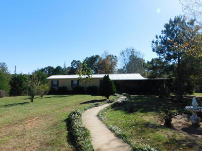 Single Family Home For Sale: 500 N Lindsey Road