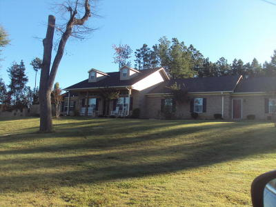 Single Family Home For Sale: 1288 County Road 811