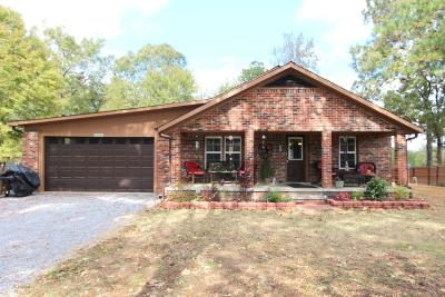 Single Family Home For Sale: 2841 John Rankin Hwy