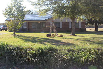 Single Family Home For Sale: 1186 County Road 598