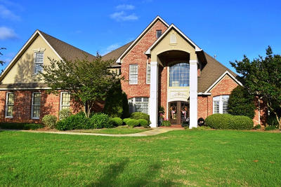 Tupelo Single Family Home For Sale: 3029 Orchid County Road .