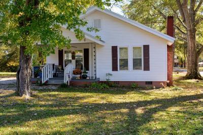 Single Family Home For Sale: 1001 E Main St.