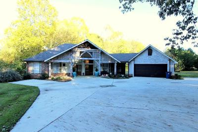 Pontotoc Single Family Home For Sale: 244 Deerfield Ln.