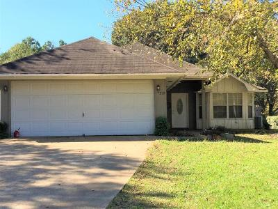 Single Family Home For Sale: 213 County Road 653b