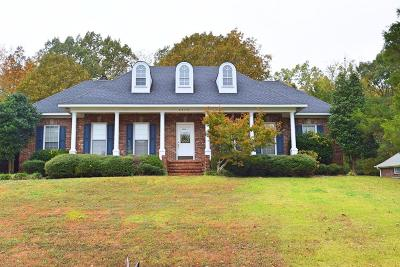 Single Family Home For Sale: 2473 Wendover Dr.