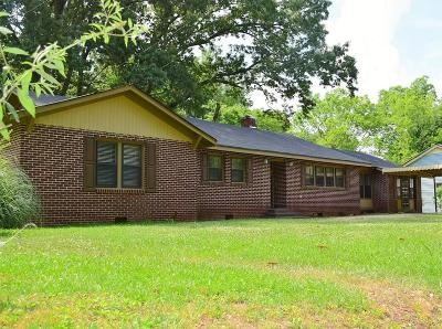 Single Family Home For Sale: 708 S Cummings