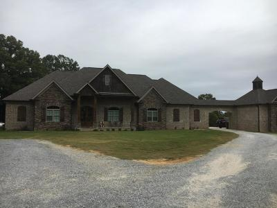 Lee County Single Family Home For Sale: 814 Euclatubba Road
