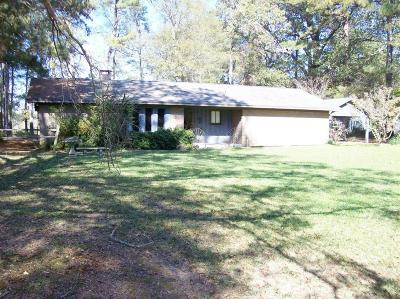 Single Family Home For Sale: 4615 W 178 Hwy