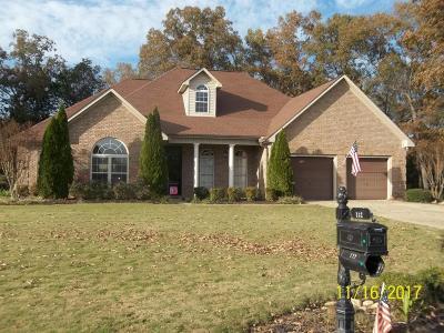 Single Family Home For Sale: 132 Ridge Farm Road