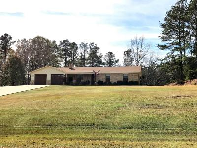 Single Family Home For Sale: 1338 County Road 961