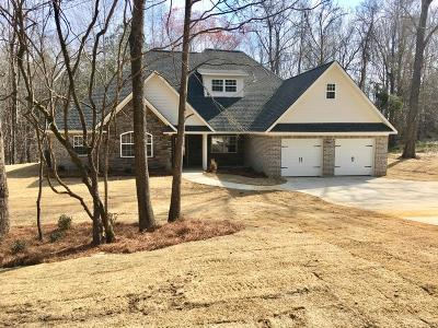 Single Family Home For Sale: 1466 County Road 1451 Lot 3b