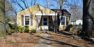 Single Family Home For Sale: 1002 W Jefferson St.