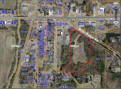 Tupelo MS Residential Lots & Land For Sale: $795,000