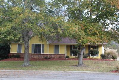 Single Family Home For Sale: 524 Alicia Ln.