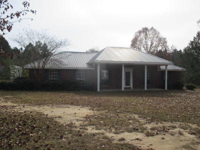 Single Family Home For Sale: 30008 Jack Brown