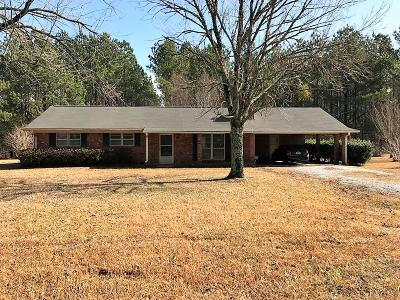 Pontotoc Single Family Home For Sale: 8035 Hwy 341