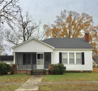 Single Family Home For Sale: 600 8th Ave.