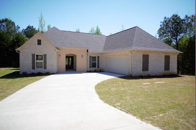 Tupelo Single Family Home For Sale: 6041 Park Heights County Road .