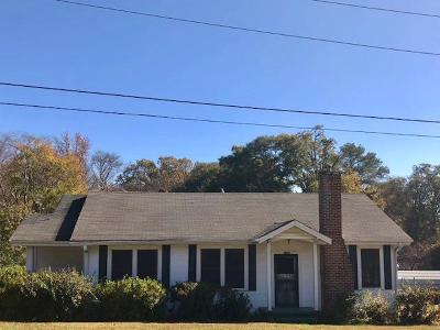 Single Family Home For Sale: 1200 Highland Dr.