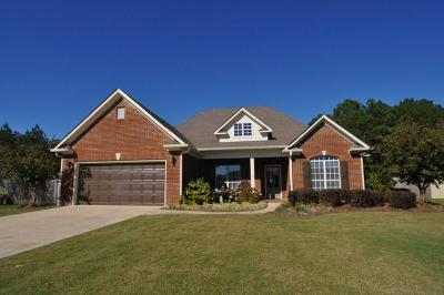 Single Family Home For Sale: 119 Bentgrass Dr.