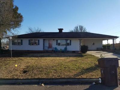 Single Family Home For Sale: 813 Shumacola Trail